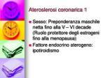 ateroslerosi coronarica 1