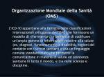 organizzazione mondiale della sanit oms1