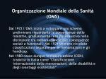 organizzazione mondiale della sanit oms3