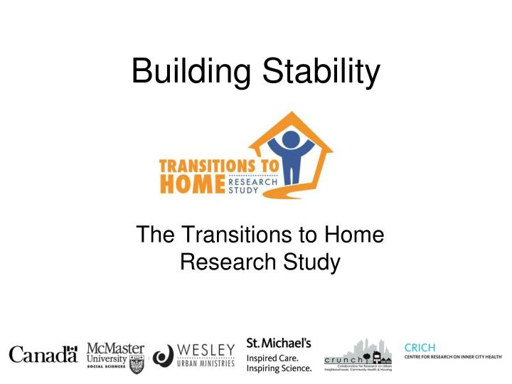 building stability n.