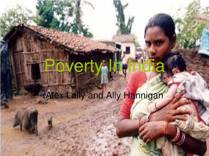 poverty in india n.