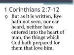 1 corinthians 2 7 122