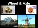wheel axle3