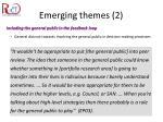 emerging themes 2