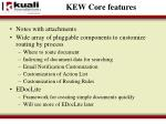 kew core features1