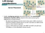lan design considerations3