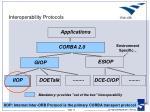 interoperability protocols