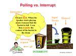 polling vs interrupt1