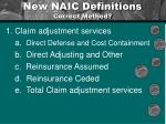 new naic definitions correct method2