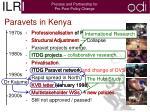 paravets in kenya