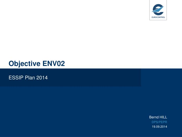 objective env02 n.