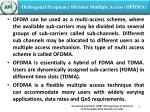 orthogonal frequency division multiple access ofdma2