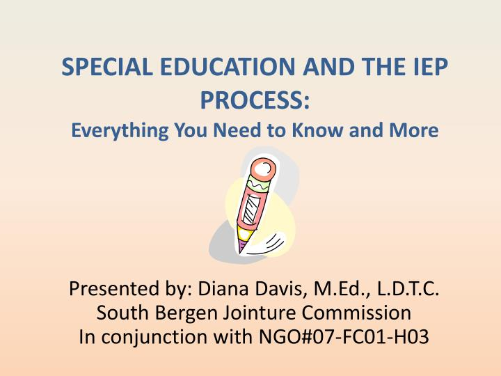 special education and the iep process everything you need to know and more n.