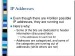 ip addresses3