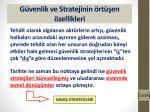 g venlik ve stratejinin rt en zellikleri10