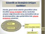 g venlik ve stratejinin rt en zellikleri3