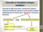 g venlik ve stratejinin rt en zellikleri5