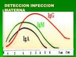 deteccion infeccion materna