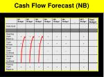 cash flow forecast nb