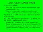 latin america post wwii2