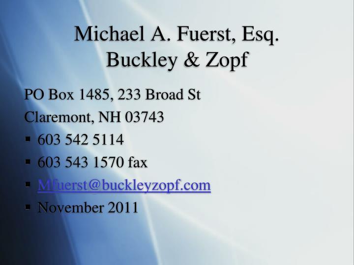 PO Box 1485, 233 Broad St