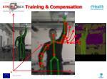 training compensation