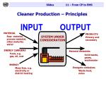 cleaner production principles1