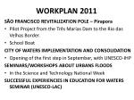 workplan 20115