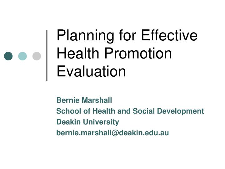 media interpretation on health promotion research Australia's peak health promotion body, the australian health promotion association is the only professional association in australia specifically for people interested or involved in the practice, research and study of health promotion.