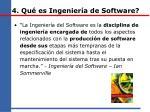 4 qu es ingenier a de software