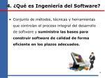 4 qu es ingenier a del software