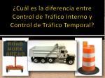 cu l es la diferencia entre control de tr fico interno y control de tr fico temporal