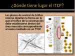 d nde tiene lugar el itcp