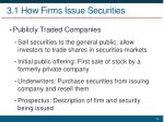 3 1 how firms issue securities2