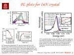 pl plots for inn crystal