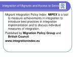 integration of migrants and access to services3