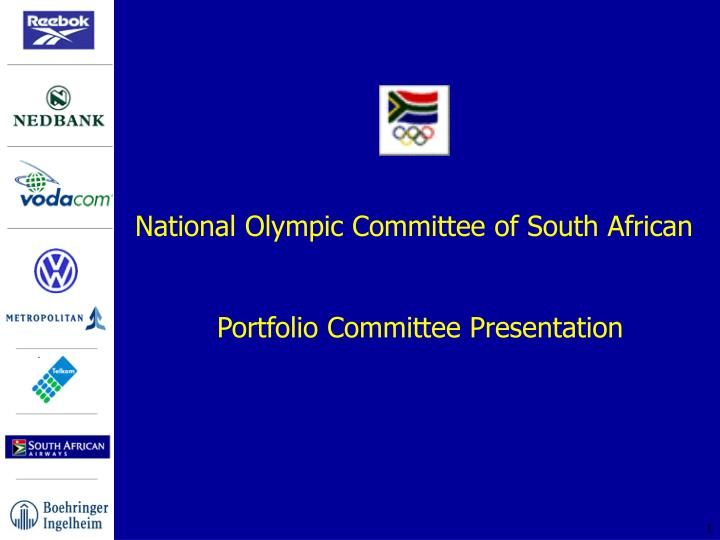 national olympic committee of south african n.