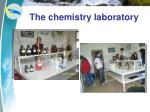 the chemistry laboratory