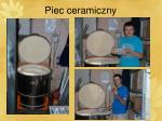 piec ceramiczny