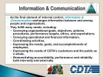 information communication