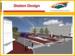 station design1
