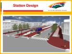 station design2
