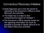 connecticut recovery initiative3