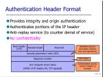 authentication header format