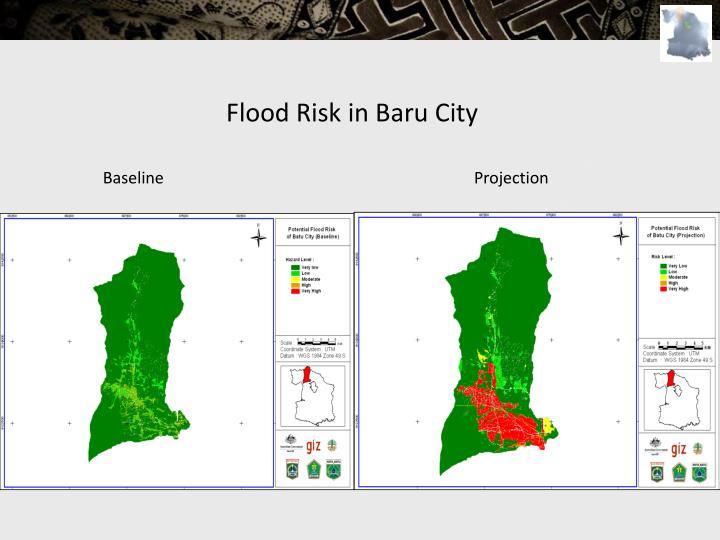 Flood Risk in