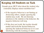 keeping all students on task5