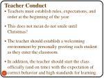 teacher conduct1