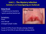 unit 1 the mystery infection activity 1 1 2 investigating an outbreak5
