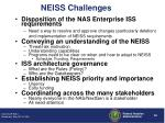 neiss challenges