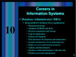 careers in information systems2